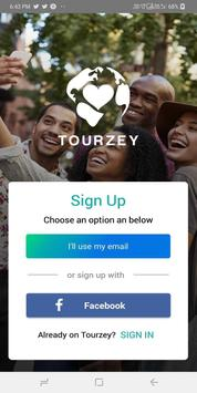 Tourzey Guide poster