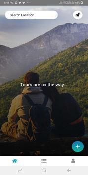 Tourzey Guide screenshot 2