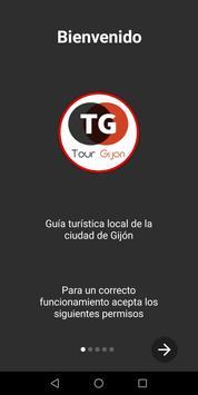 Tour Gijón poster