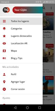 Tour Gijón screenshot 1