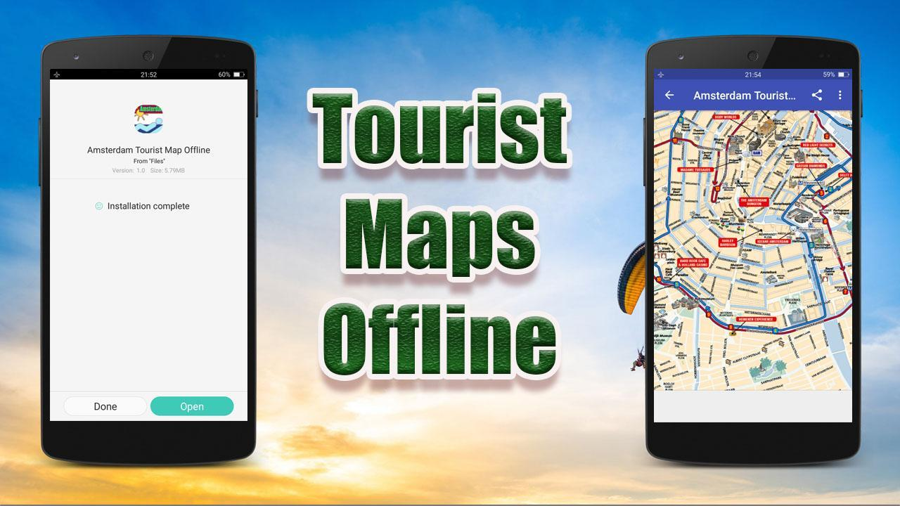 Le Havre Tourist Map Offline for Android - APK Download