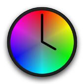 Paint Clock icon