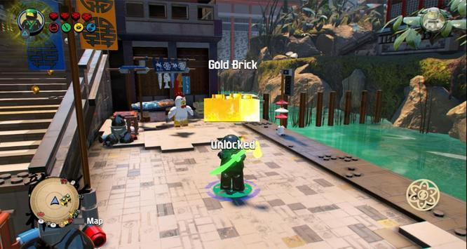 Tips LEGO Ninjago Tournament Kung Fu Obby Games screenshot 12