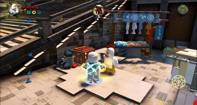 Tips LEGO Ninjago Tournament Kung Fu Obby Games screenshot 2
