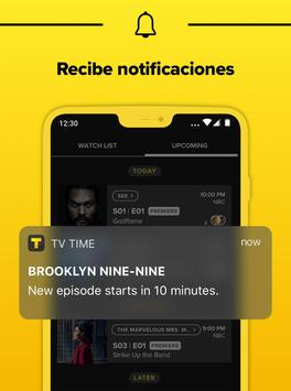 TV Time captura de pantalla 2