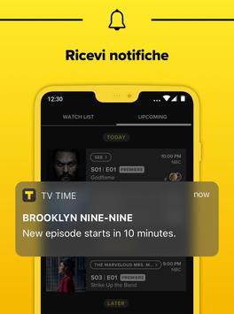 2 Schermata TV Time
