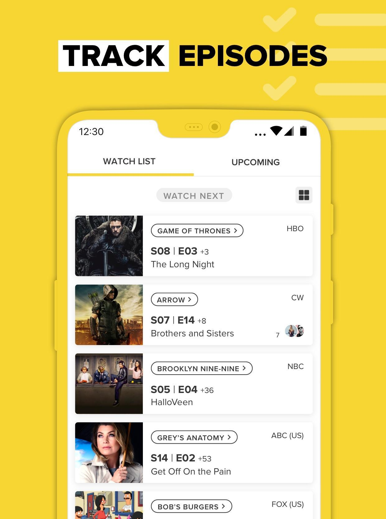 TV Time for Android - APK Download