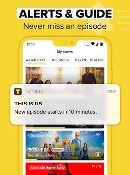 TV Time screenshot 2