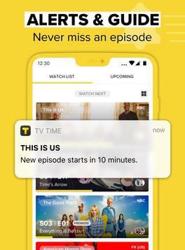 TV Time स्क्रीनशॉट 2