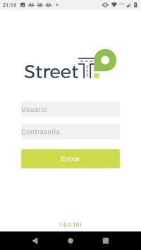 Street Tp पोस्टर