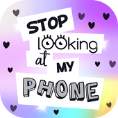 Girly Lock Screen With Quotes For Android Apk Download