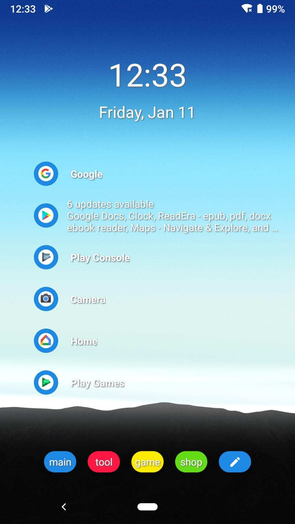 T Launcher for Android - APK Download