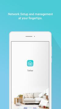 TP-Link Tether Plakat