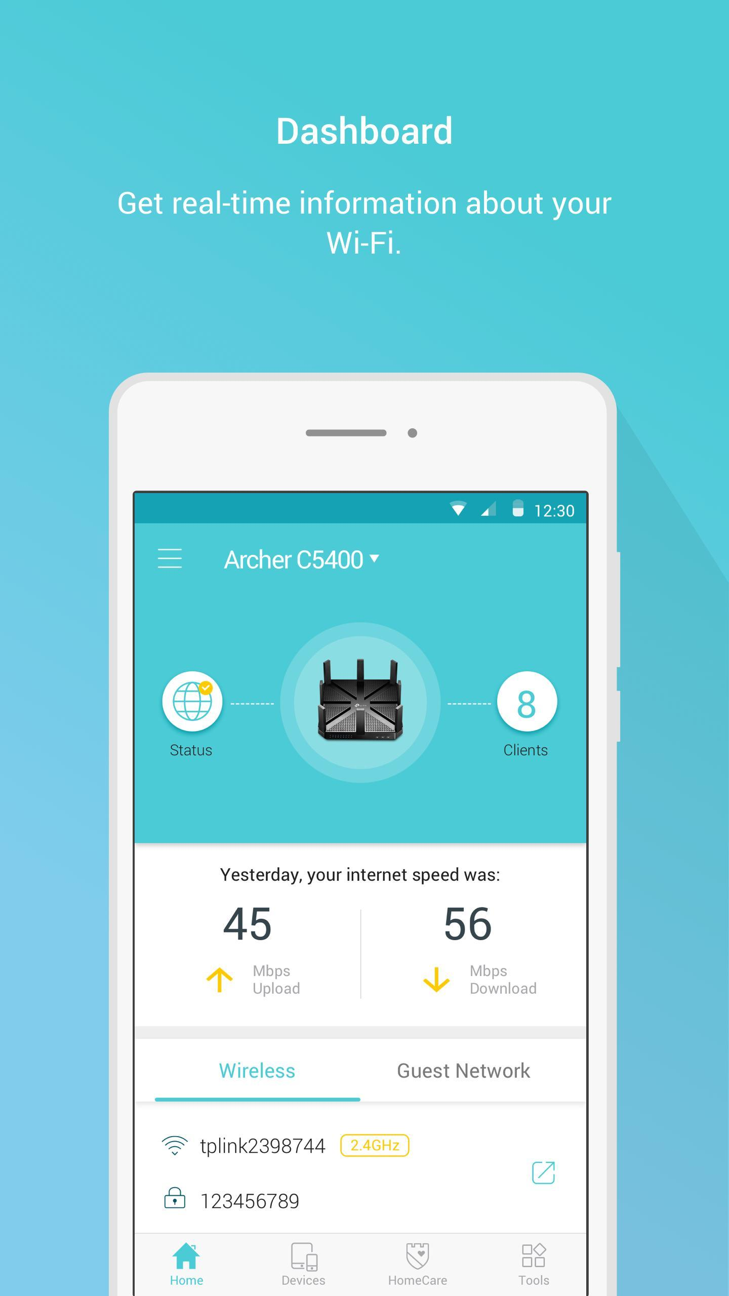 TP-Link Tether for Android - APK Download
