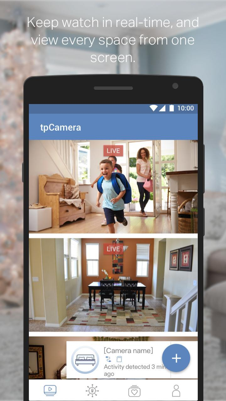 TP-LINK tpCamera for Android - APK Download