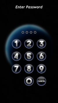 Блокировка Экрана с Паролем скриншот 2