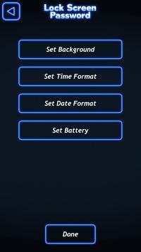 Блокировка Экрана с Паролем скриншот 4