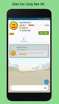 Chat Kiếm Tiền screenshot 1