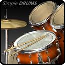 Simple Drums Rock - Realistic Drum Set APK