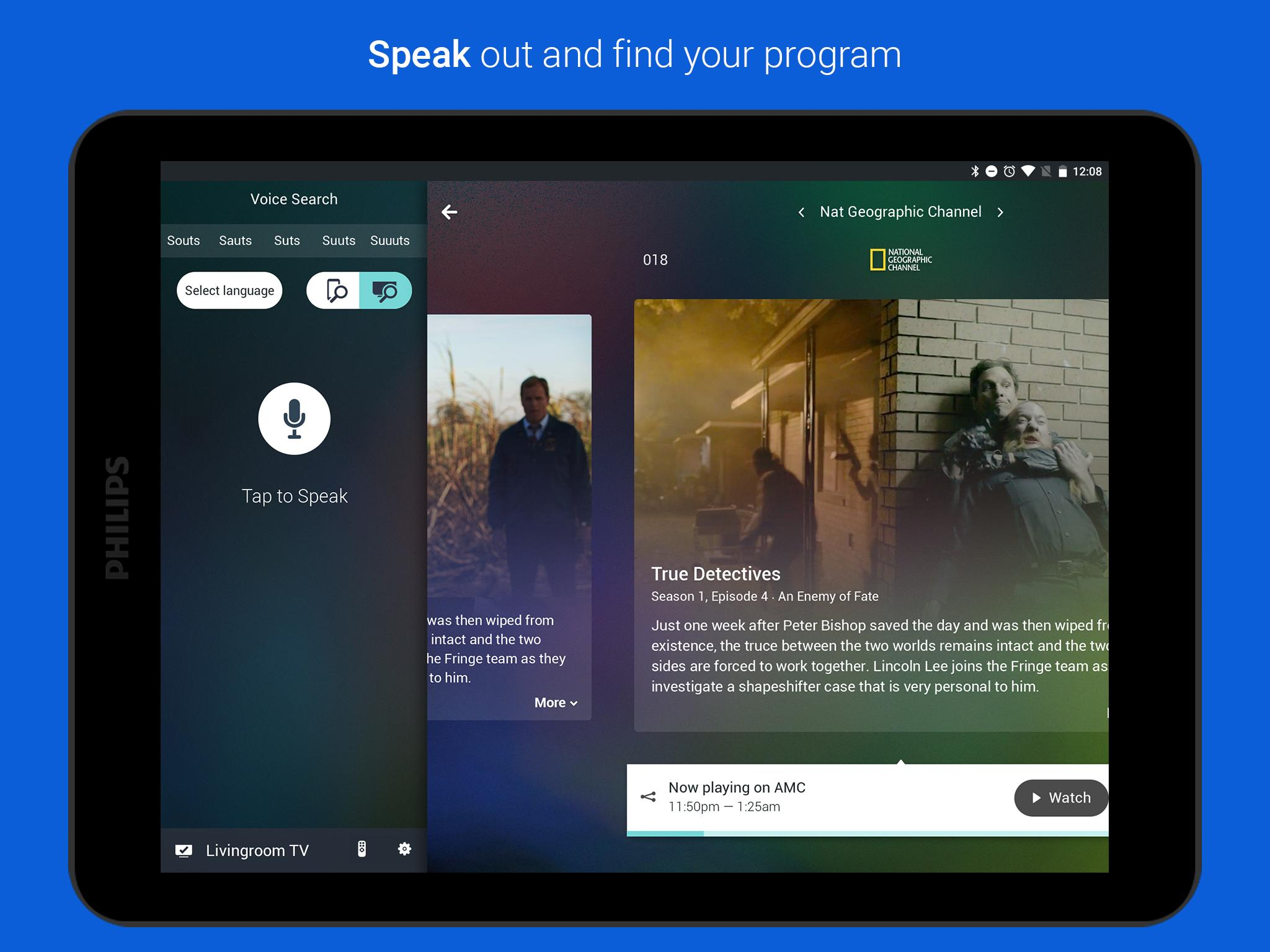 Philips TV Remote for Android - APK Download