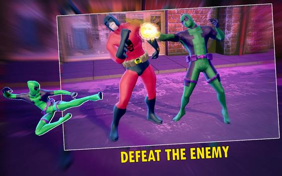 Grand Super Power heroes  : Ultimate Fighting Game постер