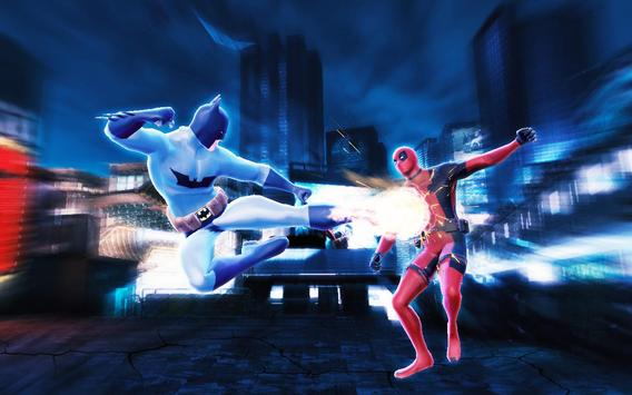 Grand Super Power heroes  : Ultimate Fighting Game скриншот 4