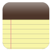 Classic Notes - Notepad icon