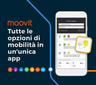 Poster Moovit