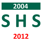 SHS (Standard Highway Sign) 2004 & 2012 Supplement icon