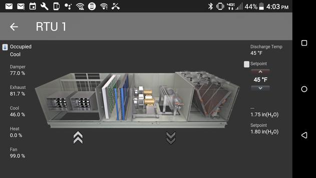 Trane BAS Operator screenshot 3