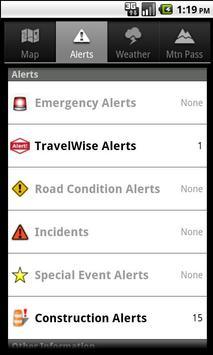 UDOT Traffic screenshot 2