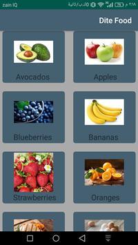 Dite Food screenshot 7