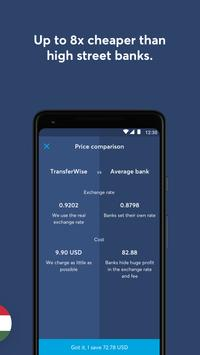 TransferWise screenshot 2