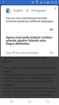 Vertalen - Vertaler App Gratis, Spreek en Vertaal screenshot 9