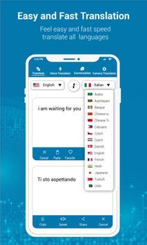 Multi Language Translator - Voice Translator App screenshot 8
