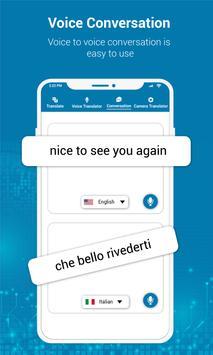 Multi Language Translator - Voice Translator App screenshot 2