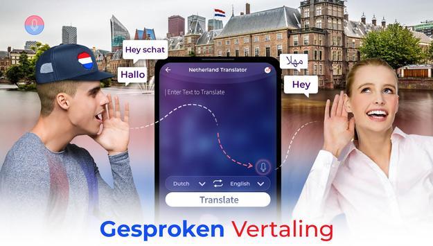 Translator App Gratis - Alle talen stem Vertalen screenshot 9