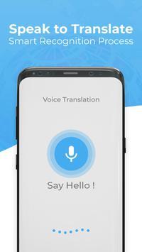 Translator App Free; Voice Translate All Languages screenshot 4