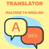 Maltese To English Translator icon