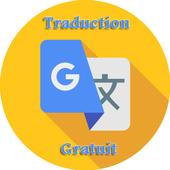 traduction gratuit icon