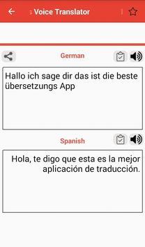 Voice Translator All Languages Speak and Translate screenshot 3
