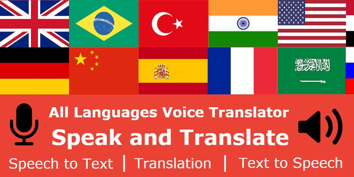 Voice Translator All Languages Speak and Translate screenshot 8