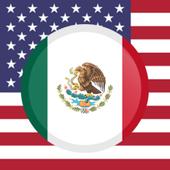 English Spanish ikon