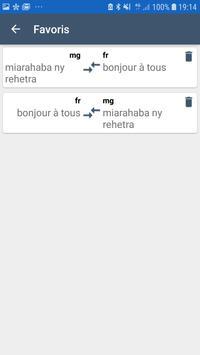 Traducteur Français Malgache screenshot 1
