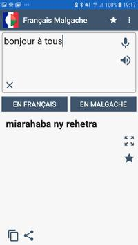 Traducteur Français Malgache screenshot 2