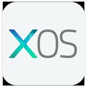 XOS - Lanzador, Tema, Fondo de icono