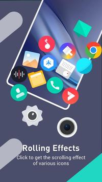 XOS Launcher(2021)- Customized,Cool,Stylish 截圖 3