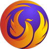 Phoenix Browser -Video Download, Private & Fast иконка