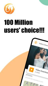 Phoenix Browser -Video Download, Private & Fast poster