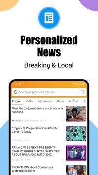 Phoenix Browser -Video Download, Private & Fast screenshot 2